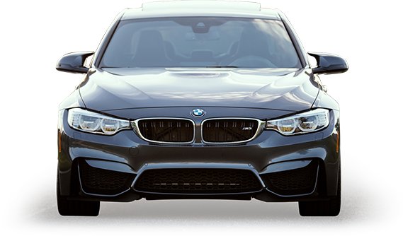 BMW - Front